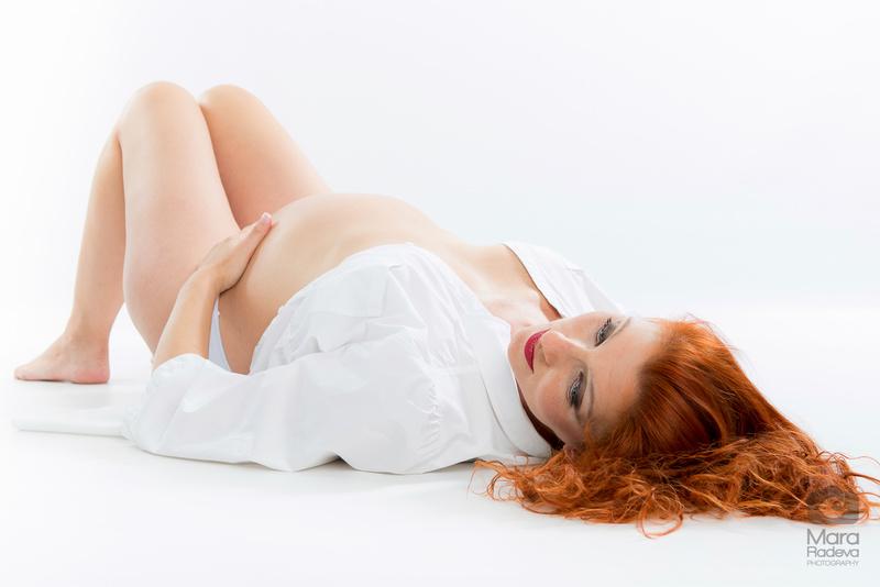 Сессия беременной