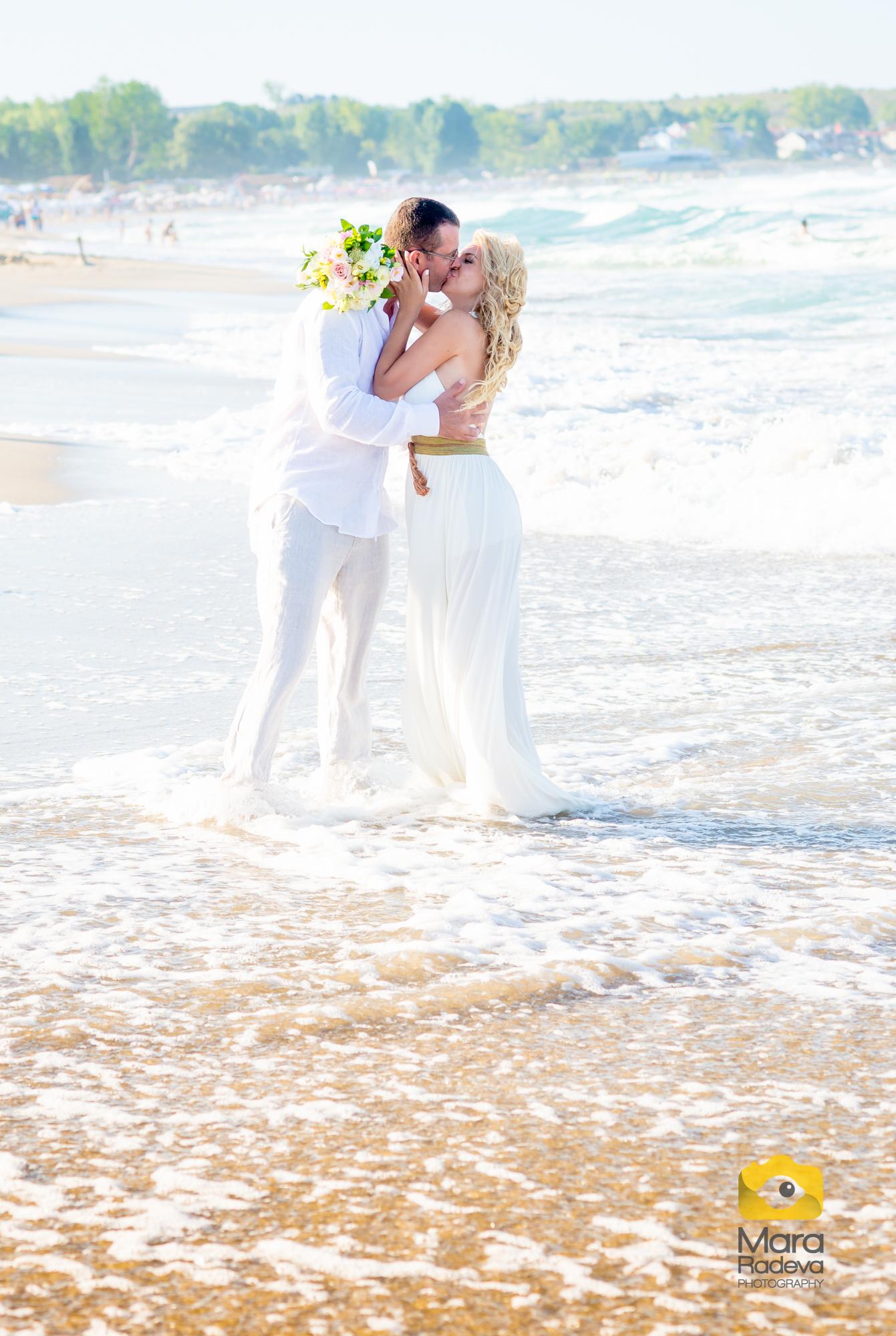 Сватба на морето