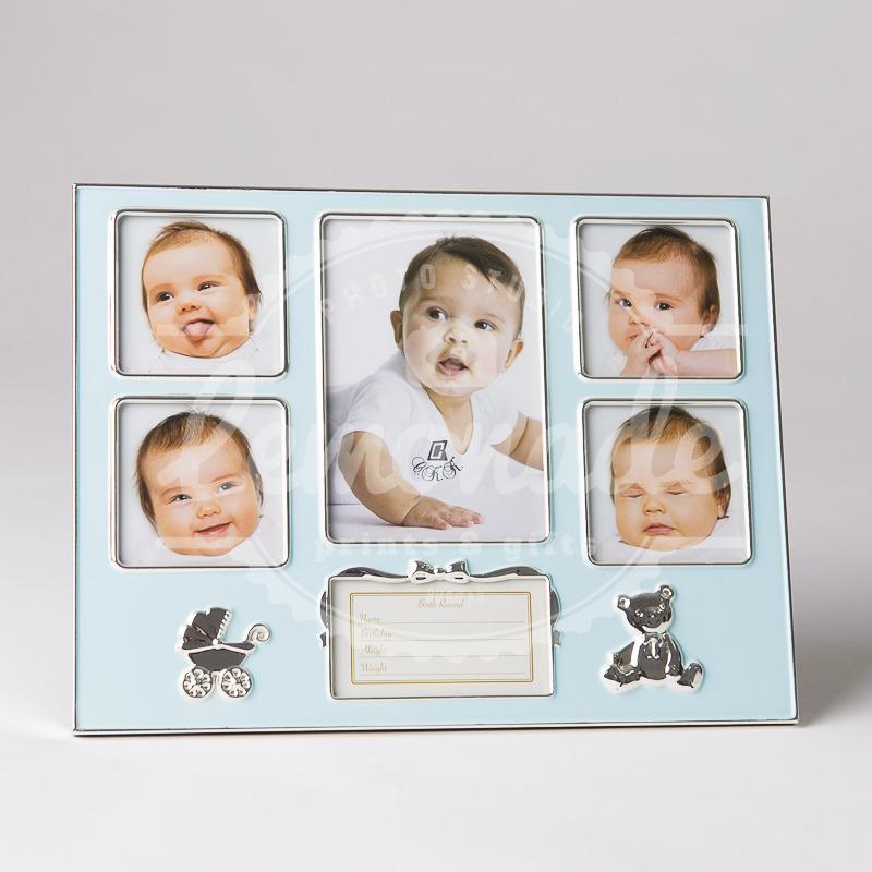 Рамка за снимка бебе колаж