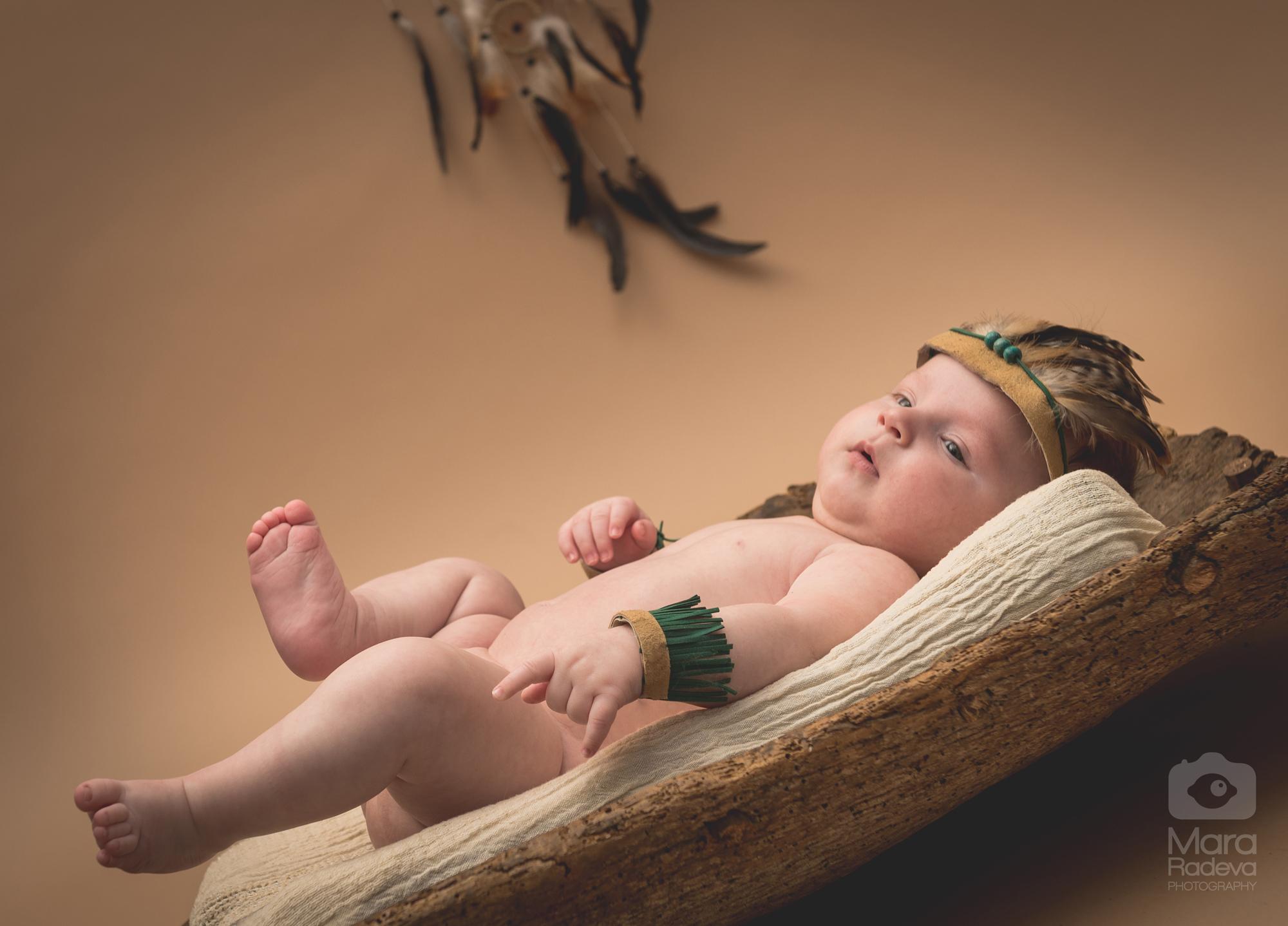 Сесия на новородено
