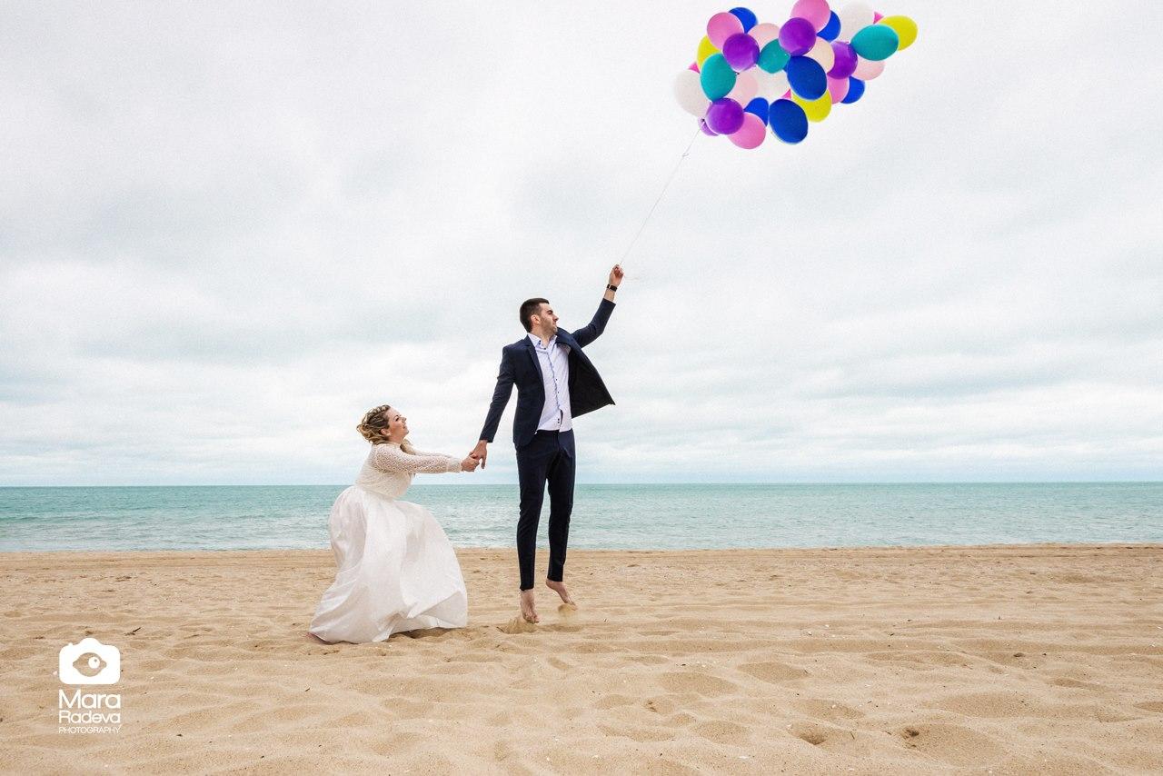Сватба в Обзор