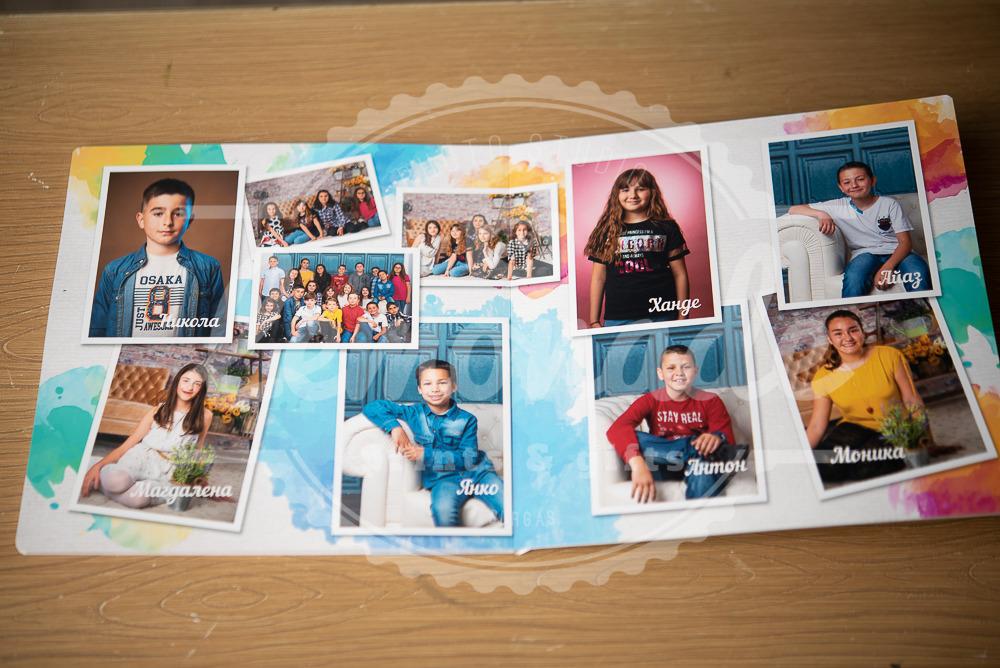 Фотоалбум за завършващи